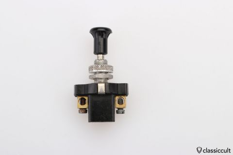 small Bosch GERMANY pull switch #936 849