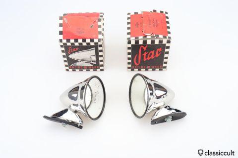 2x Star Racing Talbot Mirror W. Germany