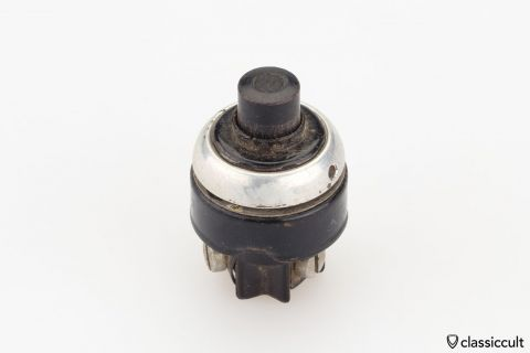 used Bosch push button switch Germany