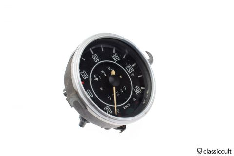 VW Beetle Speedometer 1971 # 113957021J