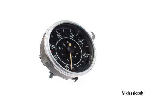 VW Beetle Speedometer 1971 # 113957021J