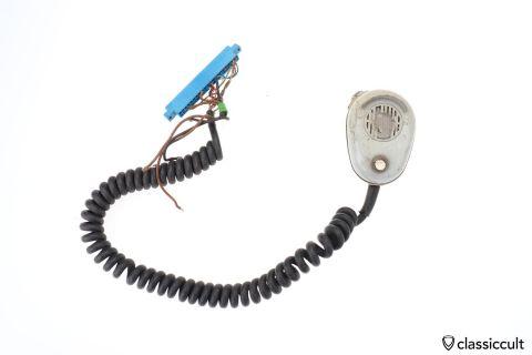 Vintage Bosch walkie-talkie Police Fire transmitter