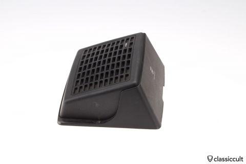 Vintage Philips parcel tray car speaker