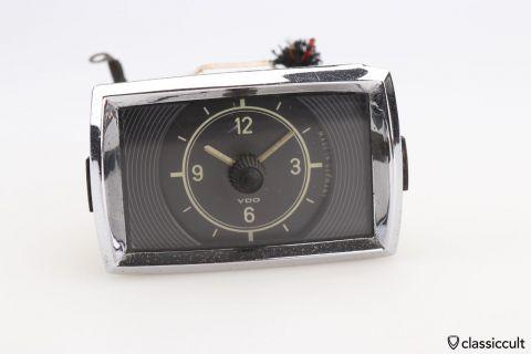 Vintage VDO clock Mercedes 180 Ponton