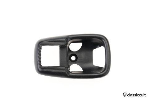 VW Beetle Door pull screen surround 111837239B NOS