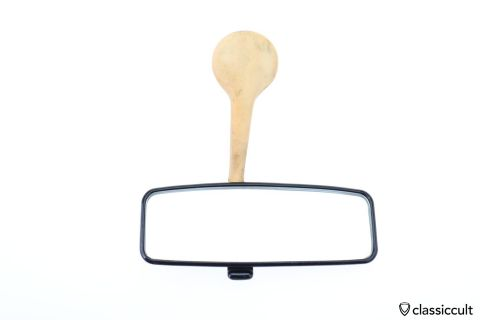 VW Bug # 113857511H/J 114857511 rear view mirror