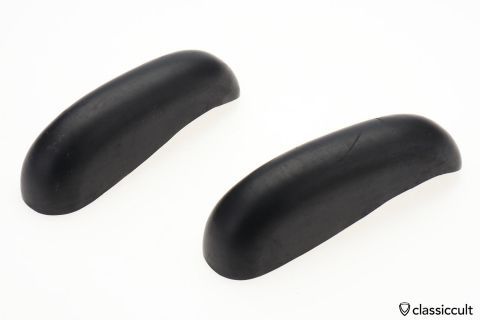 VW Beetle Bumper Guards Rubber NOS