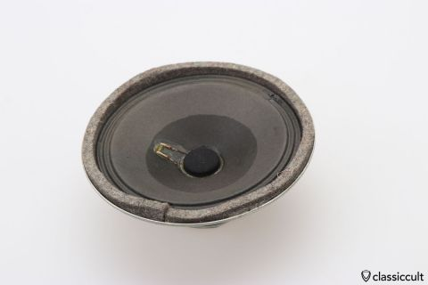 VW Bug Blaupunkt speaker 5-inch Germany