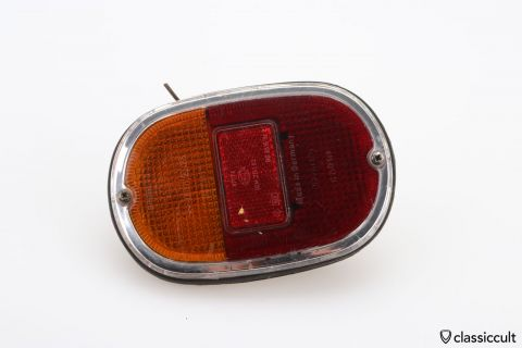 VW Bus taillight 1962-1971 Hella tail light