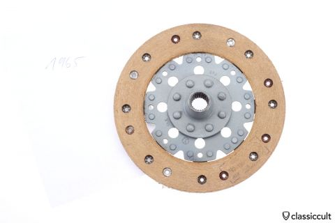VW Clutch Disc 200mm Fichtel Sachs 1965
