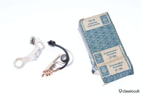 Contact breaker points VW Beetle 1500 NOS