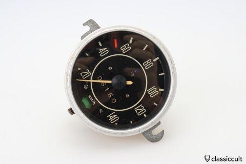 1970 VW Beetle Speedometer # 111957021L