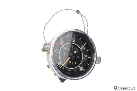 VW Bug Speedometer 5/1969 113957021J