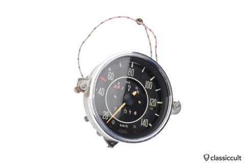 VW Bug Speedometer 5/1969 113957021J