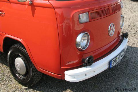 Bosch fanfare horn brackets VW T2 NOS