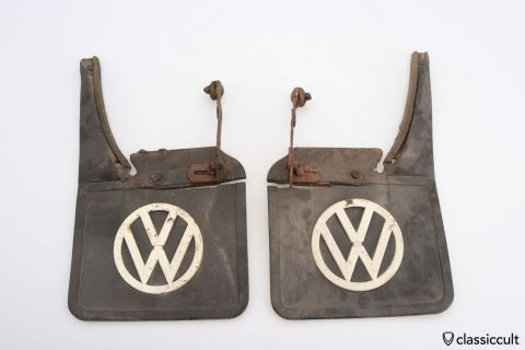 VW Type 3 mudflaps 311821812D used