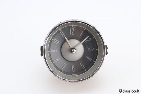 VW Type 3 VDO clock 1964 6V