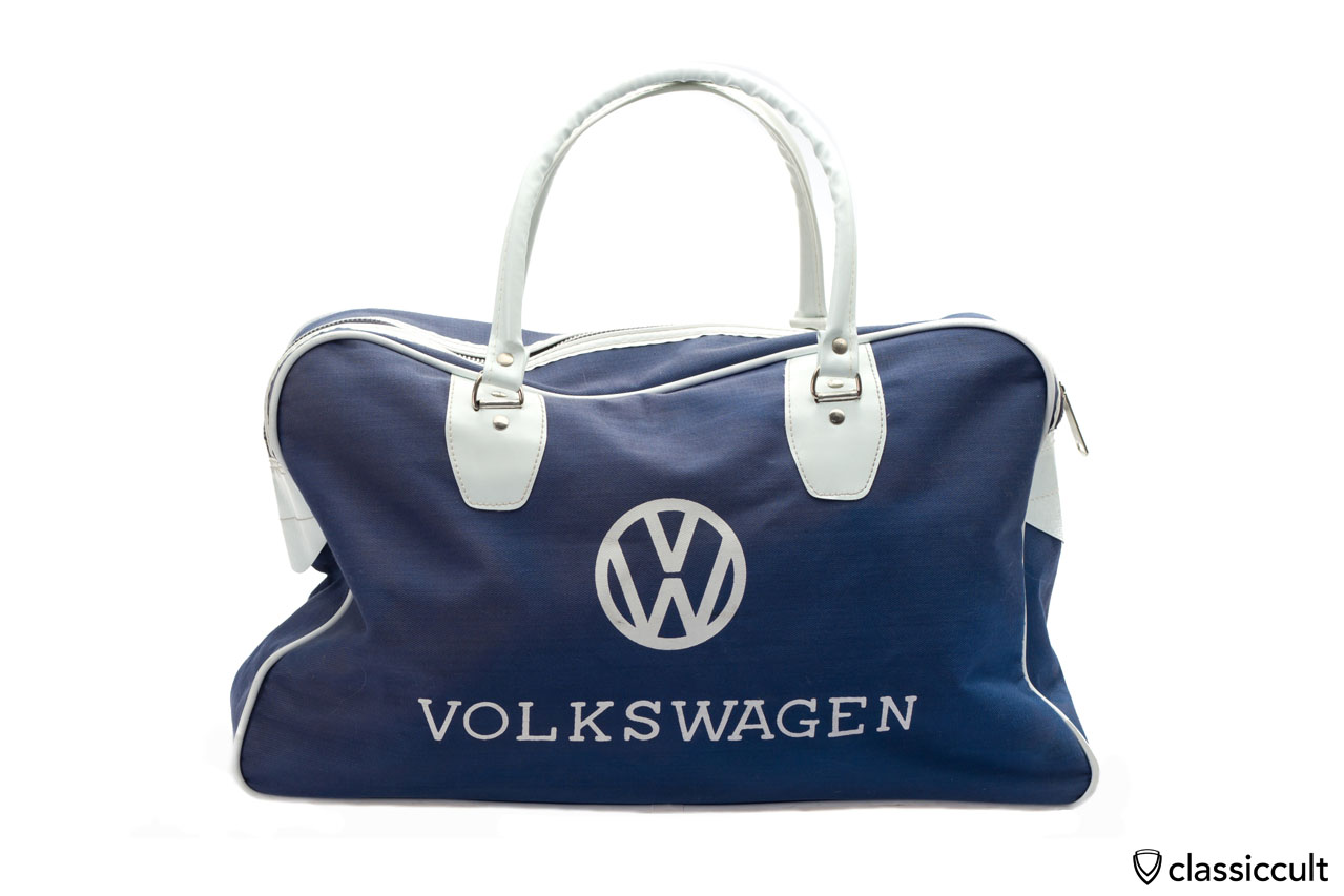 Vintage Volkswagen shopping bag
